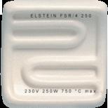 Ceramic IR Heaters Ceramic Flat Infrared Heaters (FSF Series) Manufacturers India, Ceramic IR Heaters Ceramic Flat Infrared Heaters (FSF Series)Suppliers   Patel Heaters